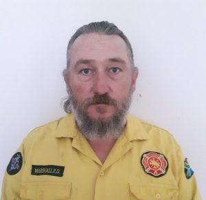 Patrick Marshall - logistics officer owv